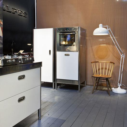 Impressum Alpes Inox Vertretung Küchen aus Edelstahl