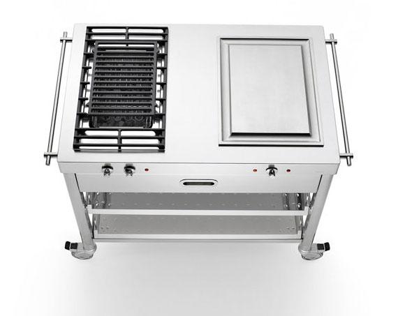 Outdoor Küche Dunstabzug : Die outdoor küche u grill und teppanyaki