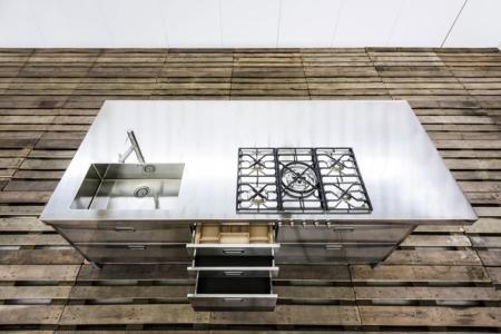 kücheninsel 250 bis 280 cm breit mit doppeltheke