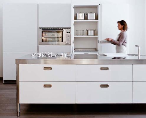 Kücheninsel 280cm 6 Schubladen 90cm