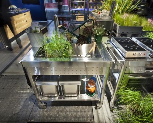 Outdoor Küche Edelstahl Zubehör : Outdoor kÜchen aus edelstahl von alpes inox