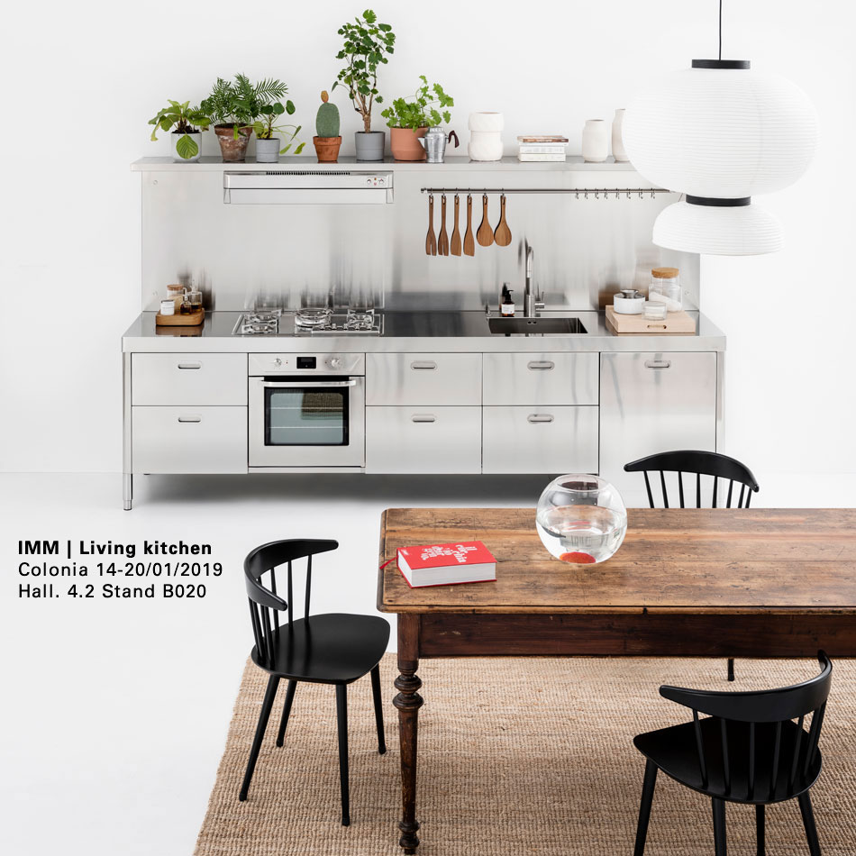 IMM Living Kitchen Köln 2019